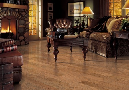 Mohawk hardwood flooring
